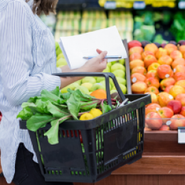 Grocery Boot Camp - Shopping Healthy on a Budget for Two